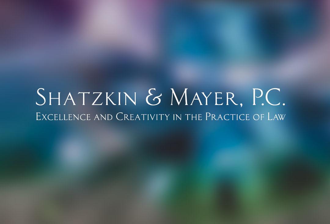 Shatzkin & Mayer, P.C.